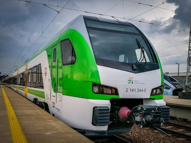 Nowoczesne flirty mają jeździć także na radomskich trasach kolejowych.