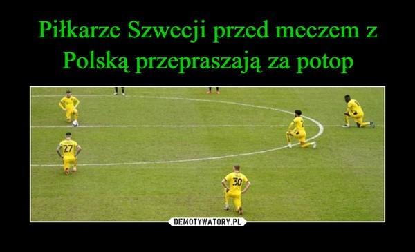 Mecz Polska - Szwecja elektryzuje kibiców. Czy polska...