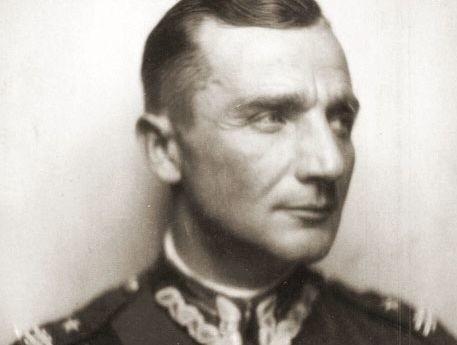 """Major Henryk Dobrzański """"Hubal"""""""