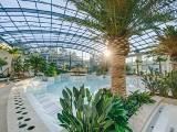 Baseny Tropikalne Binkowski Resort w Kielcach zapełniły się wodą. Zobaczcie najnowsze zdjęcia!