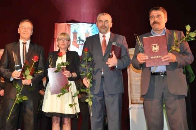 Laureaci Praszkowskich Koziołków 2014