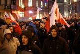 Marsz Żołnierzy Wyklętych w Lublinie (ZDJĘCIA, WIDEO)