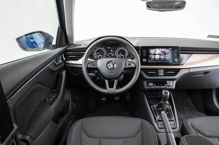 Skoda Kamiq. Komplet gwiazdek Euro NCAP za bezpieczeństwo