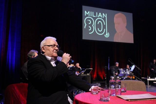 Utwory Jerzego Miliana ten nowy i te starsze usłyszymy w Scenie na Piętrze w sobotę