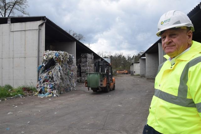Firma Master Odpady w Tychach.Zobacz kolejne zdjęcia. Przesuwaj zdjęcia w prawo - naciśnij strzałkę lub przycisk NASTĘPNE