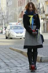 Manifestacja poparcia dla Ukrainy na wrocławskim Rynku (ZDJĘCIA)