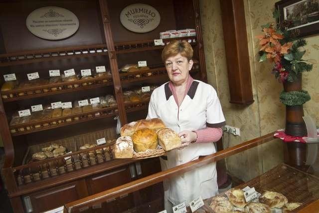 Maria Szerffel z piekarni Murmiłło