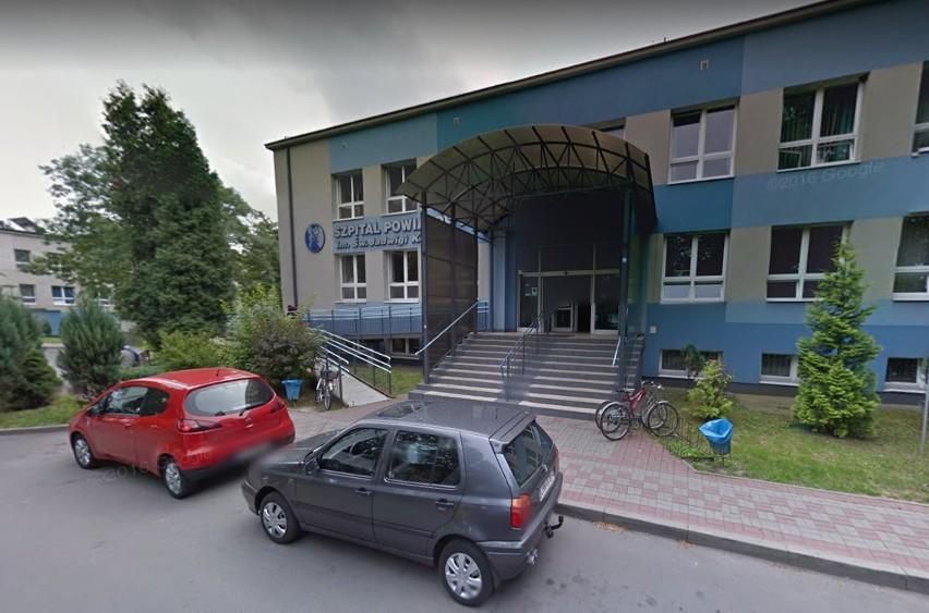 Szpital w Hrubieszowie
