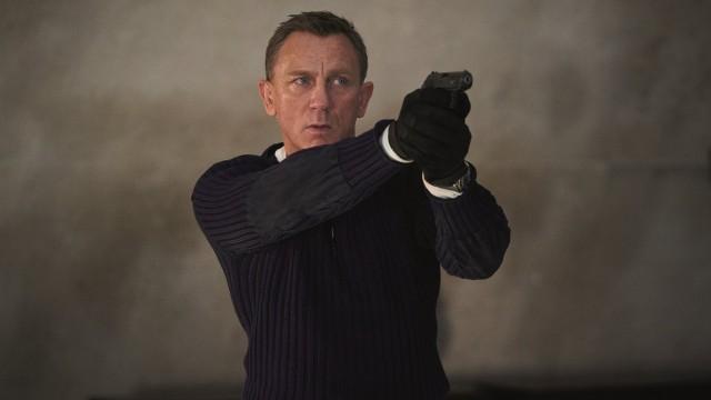 Daniel Craig po raz ostatni występuje w roli Bonda.