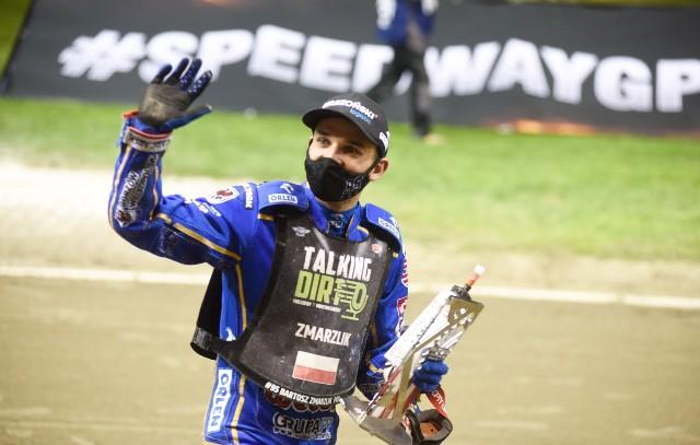 Bartosz Zmarzlik wygrał turniej Grand Prix w Gorzowie.