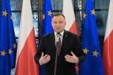 Wybory prezydenckie 2020. Prezydent Andrzej Duda ogłosił swój start w wyborach