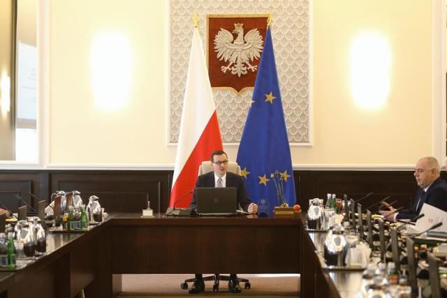 RMF: Co czwarty poseł jest ministrem. Mateusz Morawiecki ma najbardziej rozbudowany rząd