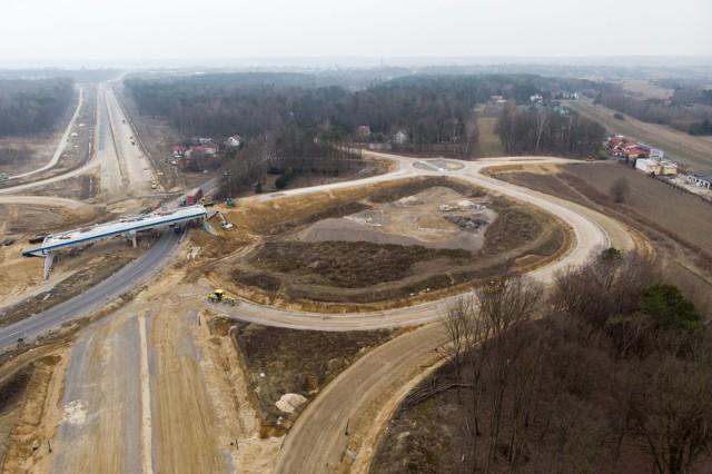 W województwie podlaskim jeszcze nie wbito żadnej łopaty pod budowę S19. Prace trwają za to w woj. lubelskim