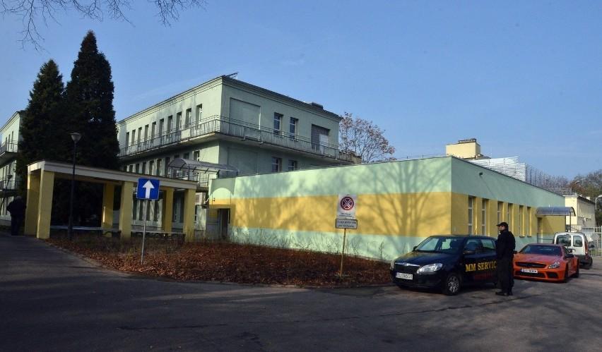 Szpitalem im. Biegańskiego zarządza Urząd Marszałkowski w Łodzi