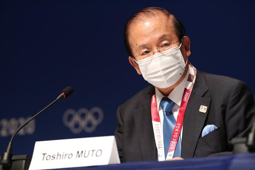 Przewodniczący Komitetu Organizacyjnego Tokio 2020 nie...