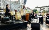 Jazz Band Młynarski/Masecki rozbujał Bydgoszcz w dawnych rytmach. Wyjątkowy koncert na Drums Fusion [zdjęcia]