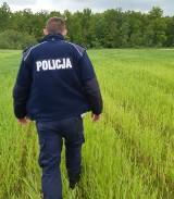 Akcja koluszkowskiej policji: funkcjonariusze szukali 45-latka, który po rodzinnej kłótni wybiegł z domu i zniknął