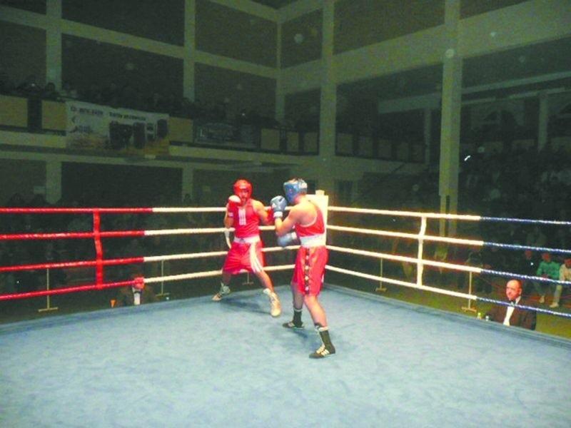 Sokólscy bokserzy reprezentują wysoki poziom, ale w Lublinie...