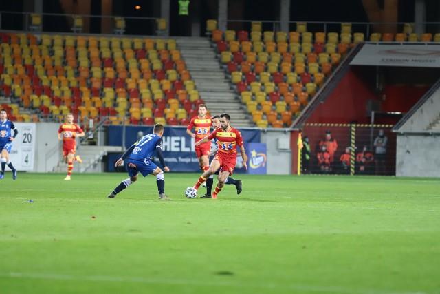 Oby Jagiellonia nadal mogła rozgrywa mecze na stadionie w Białymstoku