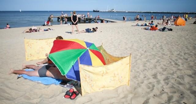 W nadchodzącym tygodniu wszyscy, którzy spędza urlop nad naszym morzem nie będą rozpieszczani pogodą.
