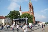 Rynek Kościuszki. Dziś koncert uwielbienia Bogu dźwięki (zdjęcia, wideo)