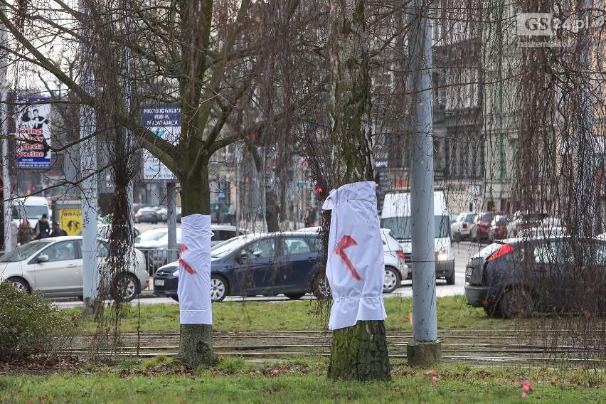 Zmiany na pl. Szarych Szeregów w Szczecinie i okolicy. Zobacz Szczegóły [MAPY, ZDJĘCIA, WIDEO]