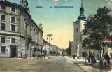 Lublin: Arteria zastrzelonego prezydenta RP. Jak zmieniała się ulica Gabriela Narutowicza w XX wieku? Zobacz unikalne zdjęcia