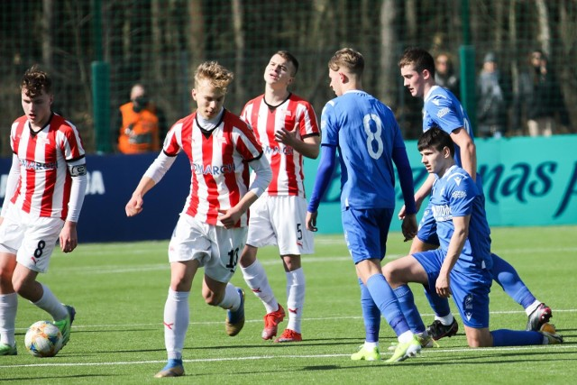 Piłkarze Wisły i Cracovii ponowie rywalizować będą ze sobą w CLJ U-18