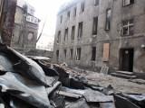 Poznań: Wyburzają oficynę przy Działyńskich
