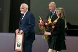 Nagroda Angelus: Varujan Vosganian ze statuetką
