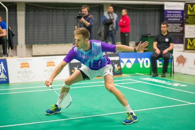 2017-12-10  bialystok badminton turniej ekstraklasy fot wojciech wojtkielewicz kurier poranny / gazeta wspolczesna