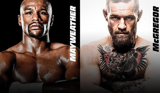 McGregor vs Mayweather CAŁA WALKA 26-27.07.2017 Youtube [wideo]