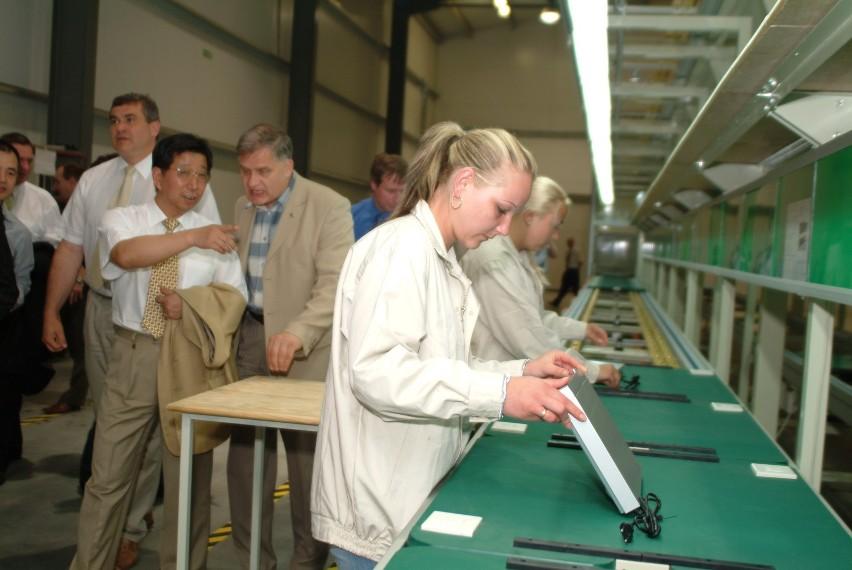 Pracownicy chińskiej fabryki w końcu dostali pieniądze.