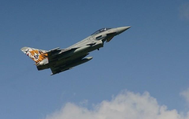 """W poniedziałek na poznańskich Krzesinach rozpoczęły się prestiżowe ćwiczenia lotnicze """"NATO Tiger Meet 2018""""."""