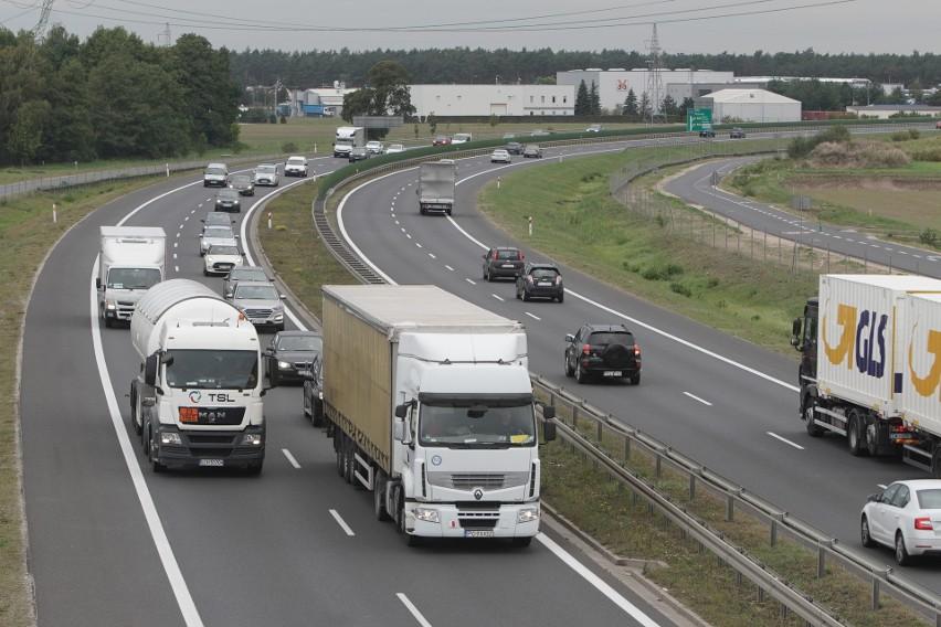 Trasa S11 na odcinku między węzłami Poznań Ławica oraz...
