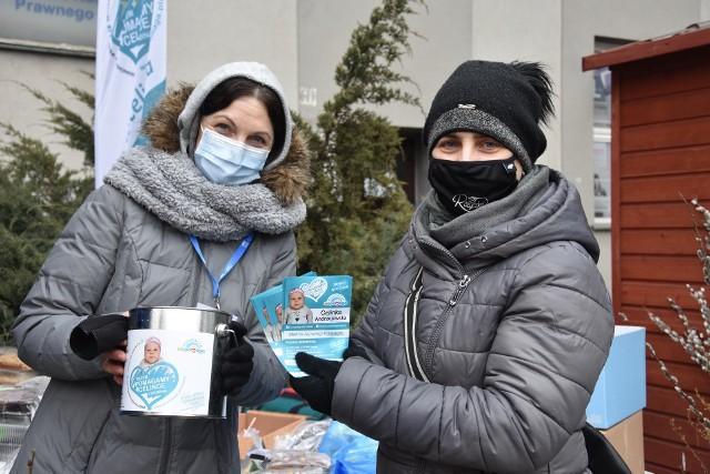 Wolontariusze kwestowali dla Celinki m.in. na Frymarku Bydgoskim i przed Bazyliką św. Wincentego a Paulo. Bydgoszczanie nie żałowali datków