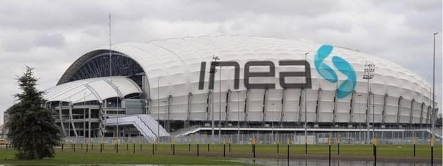 INEA Stadion, który nie był odpowiednio zabezpieczony przeciwpożarowo, nie nadawał się do otwarcia