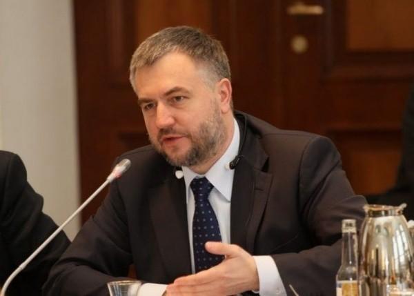 """Marek Woźniak, """"trójka"""" listy PO, nie wyklucza pracy w rządzie lub krajowym parlamencie."""