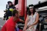 Pożar i ewakuacja Urzędu Gminy w Orłach koło Przemyśla. W akcji kilka zastępów straży pożarnej. To były ćwiczenia [ZDJĘCIA]