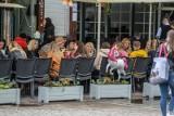 3 tygodnie działalności restauracji nie uspokoiło ich właścicieli