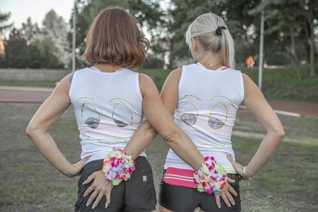 Biegacze z całego Śląska biegali w Rybniku...tyłem.Zobacz kolejne zdjęcia. Przesuwaj zdjęcia w prawo - naciśnij strzałkę lub przycisk NASTĘPNE