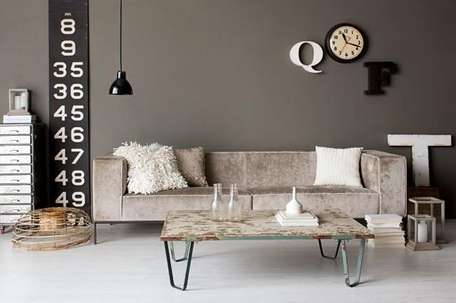 Mieszkanie w stylu industrialnymChłodne kolory, proste meble to niejedyne cechy charakterystyczne dla stylu industrialnego.