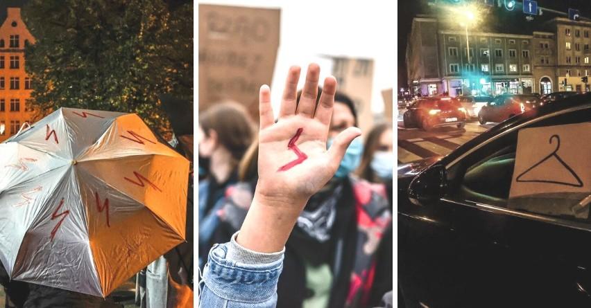 Symbole Strajku Kobiet - co oznaczają?...