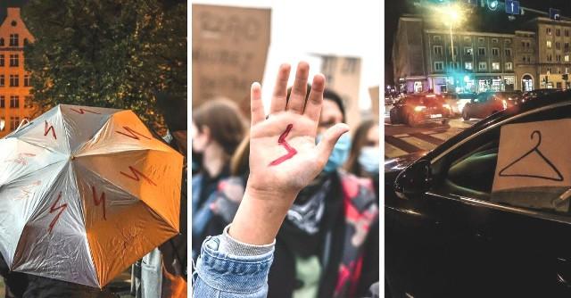 Symbole Strajku Kobiet - co oznaczają?Kliknij w galerię lub przesuń palcem na telefonie w lewo >>>