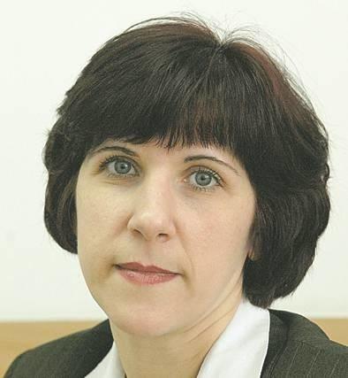 Marzena Rutkowska zastępca naczelnika wydziału obsługi klientów z oddziału ZUS w Zielonej Górze