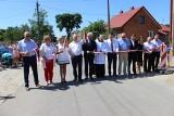 Karwowo: Uroczyste otwarcie wyremontowanej drogi Stryjaki - Karwowo - Wszebory. Mieszkańcy: Ta droga to dla nas zbawienie (zdjęcia)