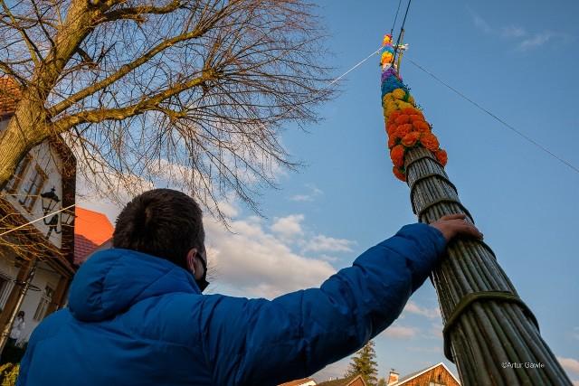 Konkurs Lipnickich Palm i Rękodzieła Artystycznego w Lipnicy Murowanej