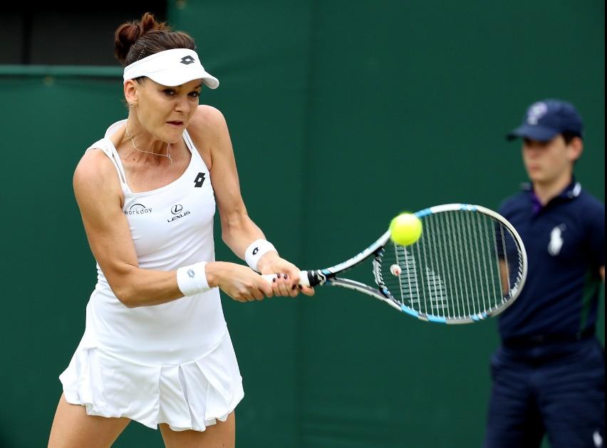Agnieszka Radwańska rok temu doszła do półfinału turnieju.
