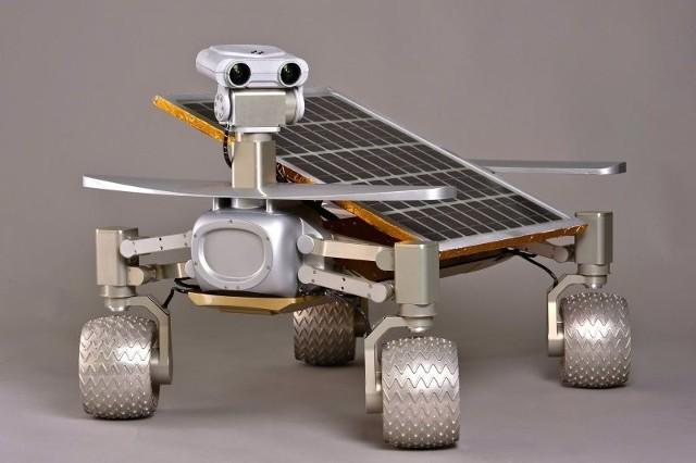 Nvidia wybiera się na KsiężycKsiężycowy łazik Asimov