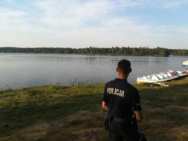 To kolejna tragedia w tegoroczne wakacje nad zalewem Nakło Chechło